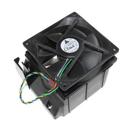 HP 460891-001 dc5800 5850 SFF Case Fan Assembly | Delta AUB0912VH Thumbnail 1